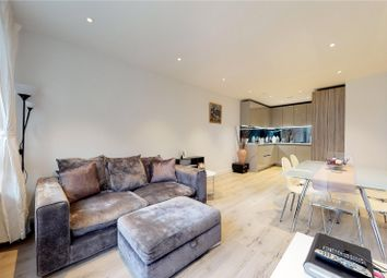 Thumbnail 2 bed flat for sale in Basset Court, London