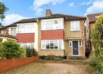 Thumbnail 3 bedroom semi-detached house for sale in Netherlands Road, New Barnet