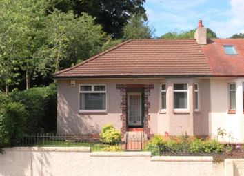 Thumbnail 2 bed bungalow for sale in Graham Street, Barrhead, Glasgow, East Renfrewshire