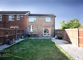 2 bed link-detached house for sale in Dartmouth Mews, Luton, Bedfordshire LU4