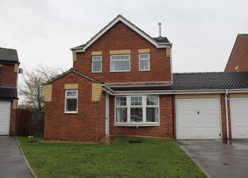 Thumbnail 3 bed detached house for sale in Cotterdale Gardens, Wombwell, Barnsley