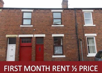 Thumbnail 3 bed terraced house to rent in Thomson Street, Carlisle
