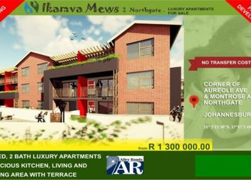 Thumbnail 2 bed apartment for sale in Imkava Mews, Aureole Ave, Northgate, Randburg, Johannesburg, Gauteng, South Africa