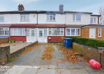 Thumbnail 3 bed terraced house for sale in Empire Road, Perivale, Greenford, Greater London