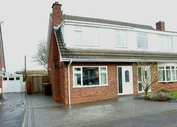 Thumbnail 3 bed semi-detached house for sale in Holland Close, Morton, Alfreton