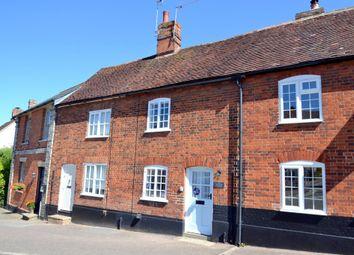 Thumbnail 2 bed terraced house for sale in High Street, Lavenham, Sudbury