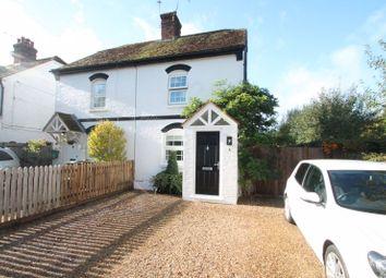 Thumbnail 2 bed semi-detached house for sale in Spenny Lane, Marden, Tonbridge