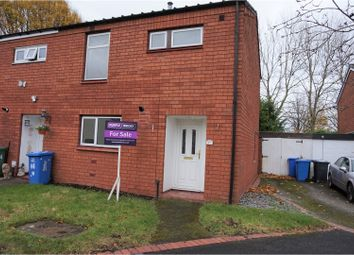 Thumbnail 3 bed town house for sale in Fallowfield Grove, Warrington