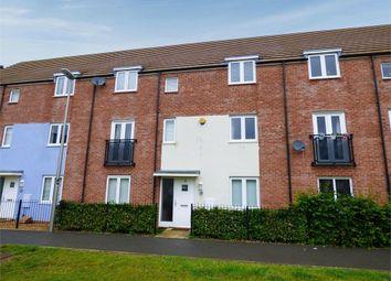 Thumbnail 5 bedroom terraced house for sale in Watercress Way, Broughton, Milton Keynes, Buckinghamshire