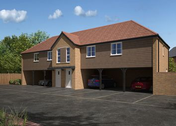 Thumbnail 1 bed flat for sale in Stoke Road, Mertoch Leat, Martock, Devon