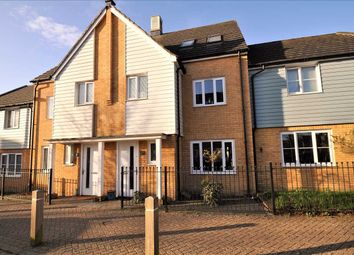 Thumbnail 4 bed terraced house for sale in Sir Henry Brackenbury Road, Ashford