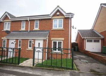 3 bed semi-detached house to rent in Wensleydale Gardens, Thornaby, Stockton-On-Tees TS17