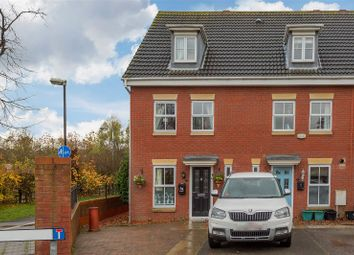 Thumbnail 3 bedroom end terrace house for sale in Eccles Close, York