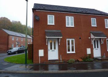 Thumbnail 3 bed property to rent in Bluebell View, Bluebell View, Llanbradach