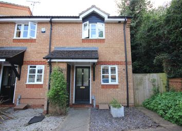 Thumbnail 2 bed end terrace house for sale in Stonemason Close, Harpenden, Herts