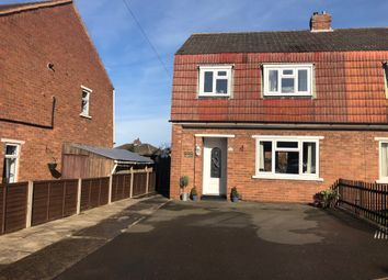 Thumbnail 3 bed semi-detached house for sale in Macgregor Crescent, Tamworth