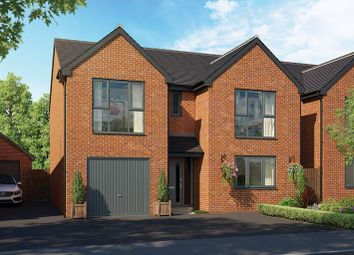 Thumbnail 4 bed detached house for sale in Malvern Chase, Bredon Road, Tewkesbury