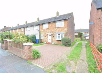 Thumbnail 3 bed end terrace house for sale in St Marys Road, Chadwell St Mary, Essex