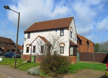 Thumbnail 1 bed semi-detached house to rent in Hodder Lane, Emerson Valley, Milton Keynes