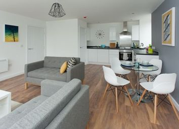 Thumbnail 2 bed flat for sale in Skerton Road, Manchester