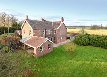 Thumbnail 4 bed semi-detached house for sale in Common Lane, Church Fenton, Tadcaster