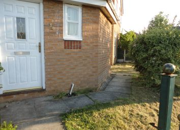 Thumbnail 1 bed semi-detached house to rent in Minster Road, Manchester