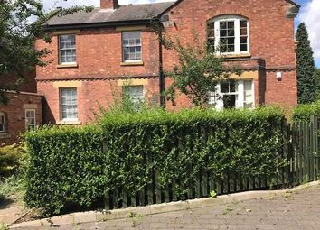 Thumbnail 2 bed flat to rent in The Rectory, 61 Coleshill St, Fazeley