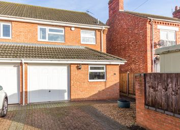 Thumbnail 3 bed semi-detached house for sale in College Street, Wellingborough
