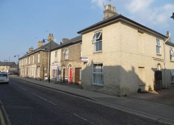 Thumbnail 3 bed end terrace house to rent in Churchgate Street, Soham, Ely