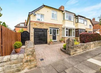 Thumbnail 4 bed semi-detached house for sale in Highbury Road, Darlington