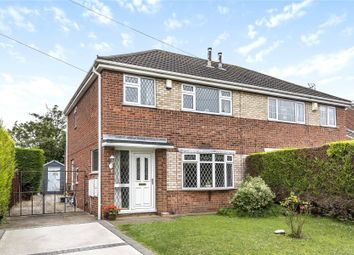 Thumbnail 3 bed semi-detached house for sale in Woodhall Drive, Waltham