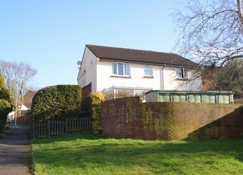 Thumbnail 1 bed end terrace house for sale in Blackthorn Close, Honiton