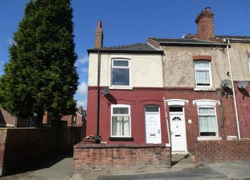 Thumbnail 2 bed end terrace house to rent in Wellington Street, Goldthorpe, Rotherham