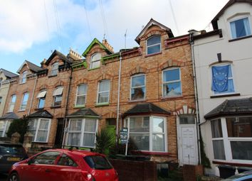 Thumbnail 3 bed flat to rent in Raleigh Road, St. Leonards, Exeter