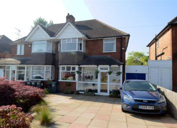 Thumbnail 3 bedroom semi-detached house for sale in Madison Avenue, Hodge Hill, Birmingham