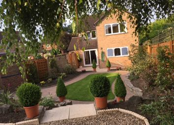 Thumbnail 4 bed detached house for sale in Southcourt Close, Leckhampton, Cheltenham