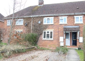 Thumbnail 3 bed terraced house for sale in Priory Road, Hungerford