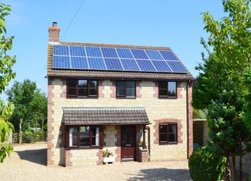 Thumbnail 4 bed detached house for sale in North Cheriton, Somerset