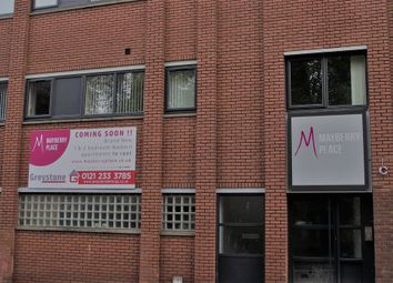 Thumbnail 1 bed flat to rent in Rumbow, Halesowen