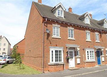 Thumbnail 4 bedroom town house for sale in Offord Close, Kesgrave, Ipswich