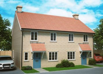 Thumbnail 3 bed semi-detached house for sale in Chapel Road, South Cadbury, Yeovil