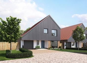 Thumbnail 4 bed detached house for sale in Andlers Wood, Andlers Ash Road, Liss, Hampshire