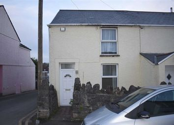 Thumbnail 2 bedroom end terrace house for sale in John Street, Mumbles, Swansea