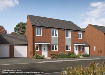 Thumbnail 3 bed semi-detached house for sale in Harvills Grange, Dial Lane, West Bromwich