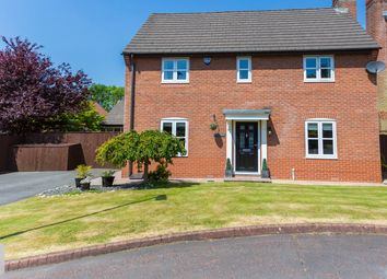 Thumbnail 4 bed detached house for sale in Astley Hall Drive, Tyldesley, Manchester
