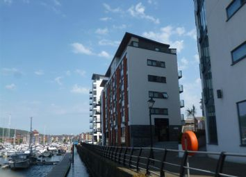 2 bed flat to rent in Meridian Wharf, Maritime Quarter, Swansea SA1