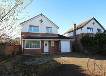 Thumbnail 3 bed detached house for sale in Sorrel Wynd, Newton Aycliffe