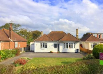 Thumbnail 3 bedroom bungalow for sale in Highcliffe Road, Christchurch, Dorset