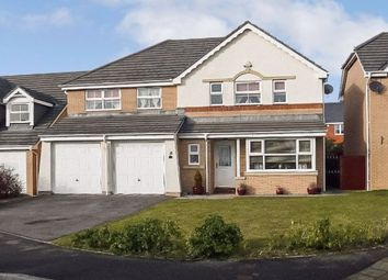 Thumbnail 5 bed property to rent in Maes Trawscoed, Broadlands, Bridgend
