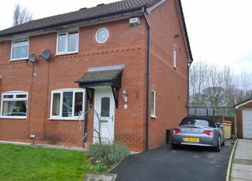 Thumbnail 2 bed property to rent in Ashby Close, Farnworth, Bolton